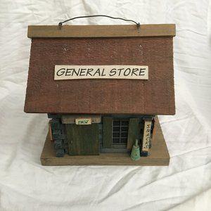 VTG General Store Birdhouse